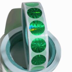 Holograma Original Verde
